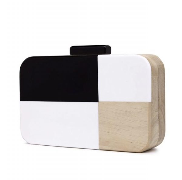 Woody Clutch - Lauren Nodg 09