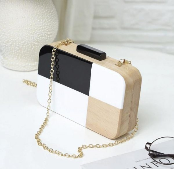 Woody Clutch - Lauren Nodg 02